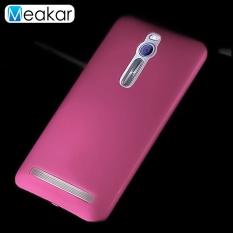 Menggiling Arenaceous Plastik Keras Shell 5.5 Cell Phone Cover Case untuk Asus Zenfone 2 ZE551ML-