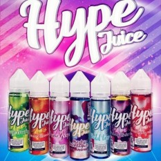 Grosir Hype Juice Malaysia All Varian Murah Premium Liquid Vape Vaping