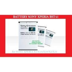 Grs Ganti Baru 1500Mah Battery Batre Bst41 Xperia X1 X1A X10 100122 Original