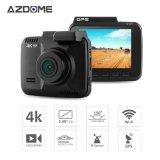 "2.4/"" 4K 2880x2160P WiFi Car DVR Recorder Camera GPS 150° Dash Cam Night Vision"