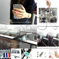 Gshop Multi Band Finger Ring Mobile Phone Smartphone Stand Holder For iPhone samsung Htc Sony Lg Xiaomi iPhone Mobile Phone Support