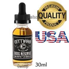 Cara Beli Gshop Premium E Liquids 30Ml Cutt Wood Nicotine For Electronic Cigarettes
