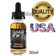 Harga Gshop Premium E Liquids 30Ml O M G Nicotine For Electronic Cigarettes Baru