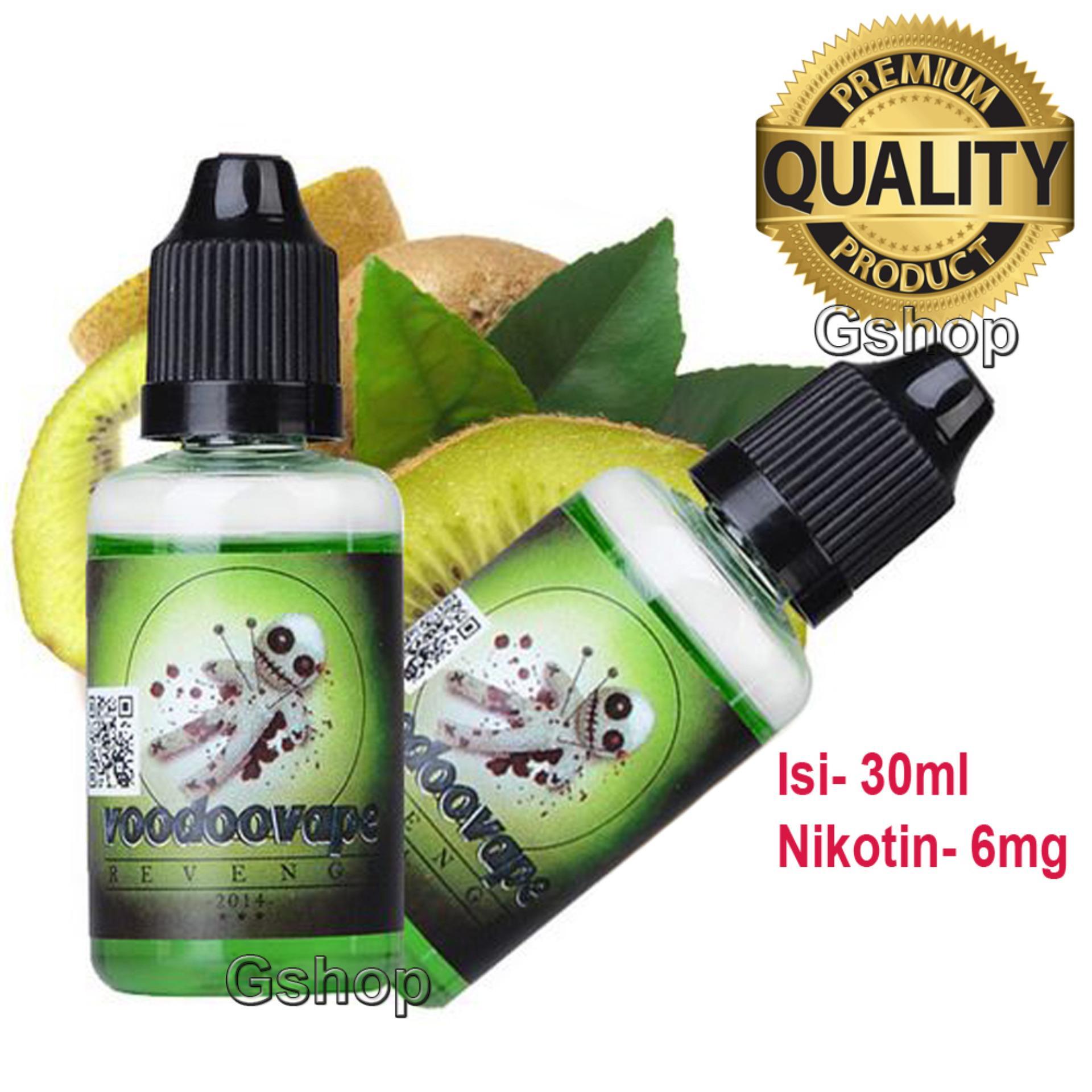 Price Checker Gshop Premium E-Liquids 30ml (Revenge) 6mg Nicotine for Electronic Cigarettes
