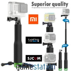 GStation Aluminium Monopod GoEasy Pole Mini With Mount Adapter for GoPro SJCAM