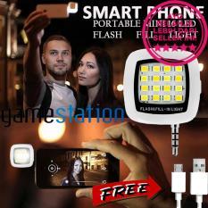 GStation Lampu Selfie Flash Light Untuk Smartphone