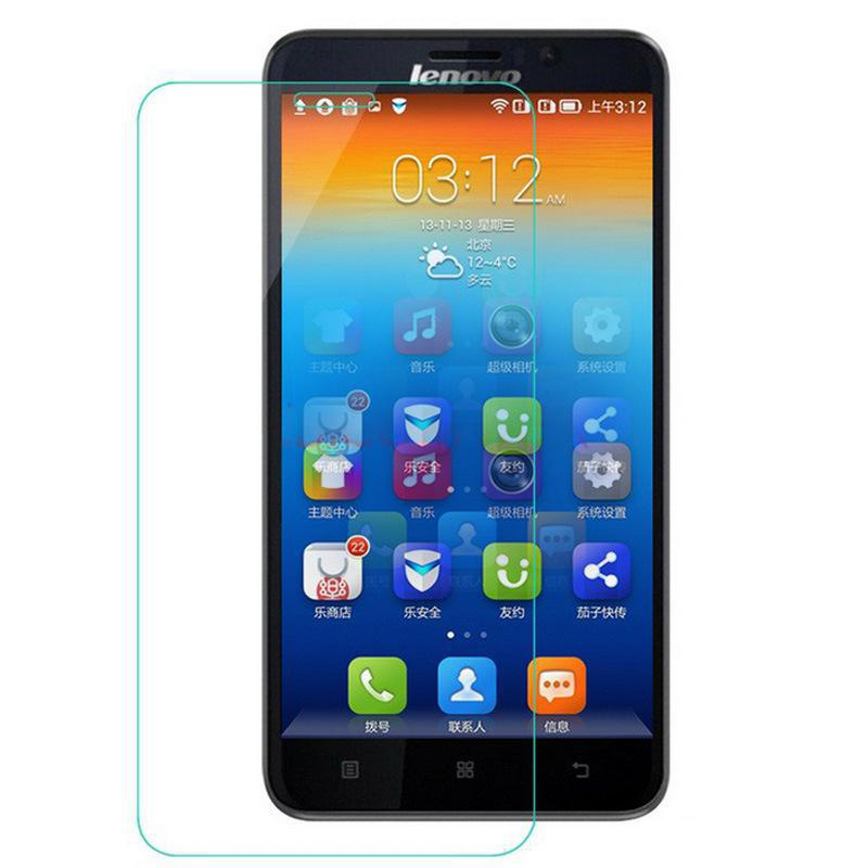Vn Lenovo S660 Tempered Glass Screen Protector 0.32mm - Anti Crash Film - Bening