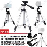 Spesifikasi Gstation Tripod For Camera And Smartphone Mini Tripod U Holder Baru