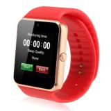 Ulasan Lengkap Gt08 Bluetooth Jam Gelang Pintar Kartu Sim Dengan Nfc Berfungsi Untuk Android Iphone Merah International