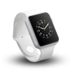 GU08 Bluetooth untuk Android dan iOS produk pakaian putih