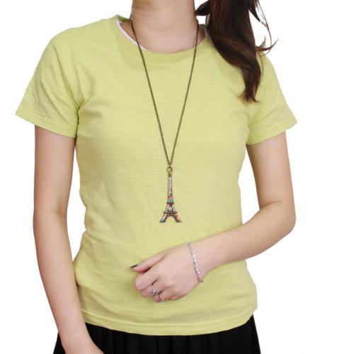 Spesifikasi Gudang Fashion Kaos Perempuan Warna Polos Hijau Melon Gudang Fashion Terbaru