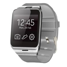 Spek Gv18 Bluetooth Smart Sim Kartu Tf Nfc Jam Kamera Jam Tangan Banyak Cermin And Ios Hitam
