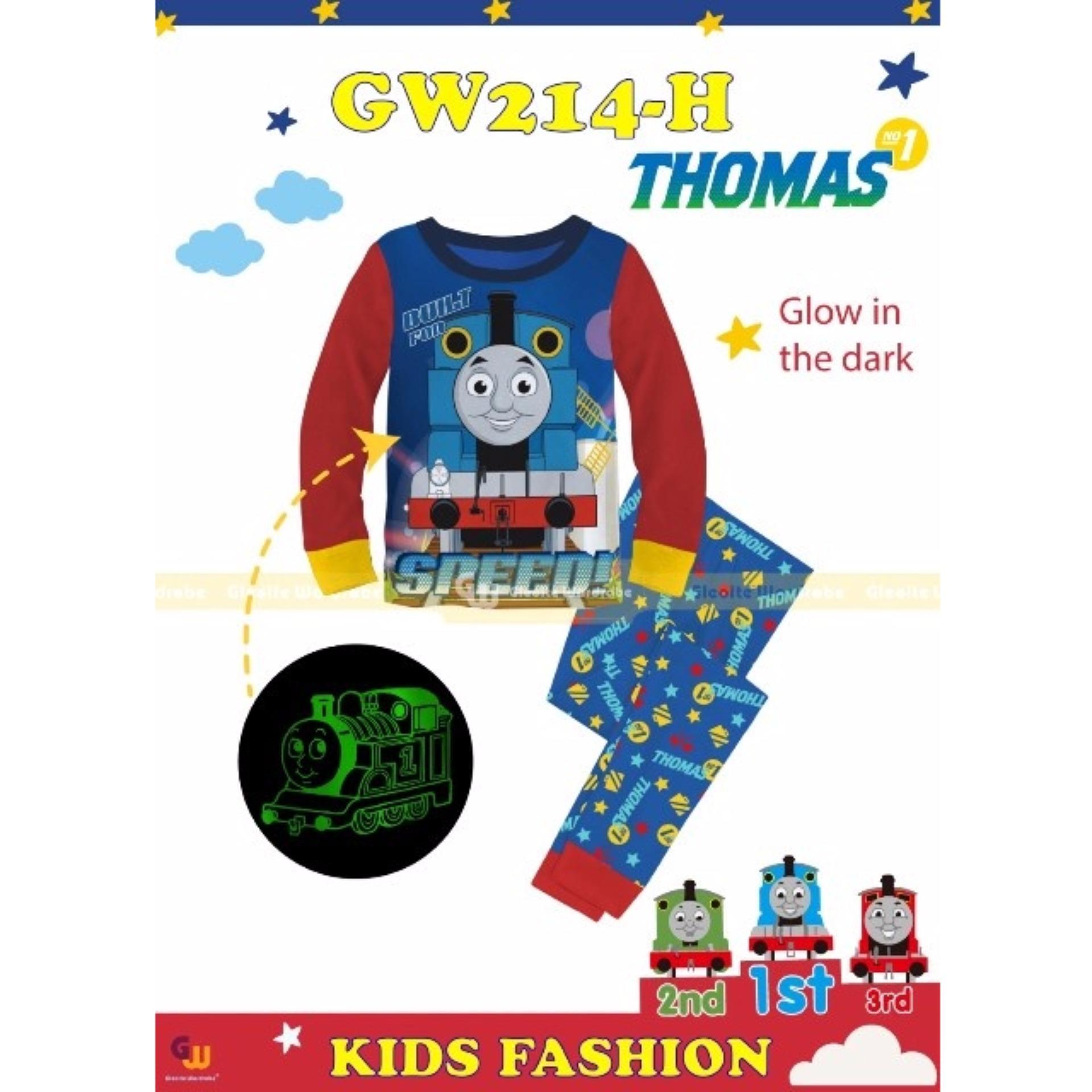 GW. Pyjamas Thomas Glow In The Dark