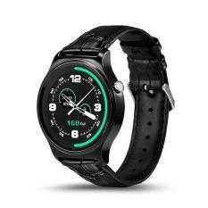Gw01 Denyut Jantung Detektor Smart Watch Penopang Siri Suhu Tubuh Pemantauan Banyak Cermin And Ios Promo Beli 1 Gratis 1