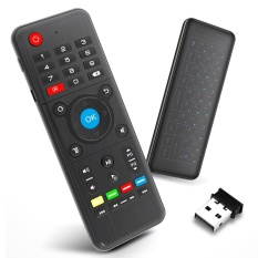 Beli H1 2 4 Ghz 6 Axis Fly Air Mouse Keyboard Nirkabel Touchpad Penuh Remote Control Ir Belajar Untuk Smart Tv Android Tv Box Laptop Pc Intl Not Specified Murah