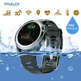 Perbandingan Harga H1 Smart Watch Android 5 1 Os Smartwatch Mtk6572 512 Mb 4 Gb Rom Gps Sim 3G Tahan Air Olahraga Jam Tangan Monitor Detak Jantung Camera Intl Di Tiongkok