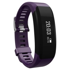 H28 Smart Wristband Heart Rate Monitor Smart Watch Bracelet Wrist Pedometer Bluetooth Smart band for iOS Android - intl