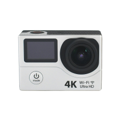 Jual H3R Action Camera 12 Mp Ultra Hd 4 K 1080 P 2 Inci Lcd Dual Layar Tahan Air 170 D Lensa Remote Wifi Yi Go 4 K Gaya Aksi Olahraga Kamera Pro Dash Camcorder Aksesoris Yicoe Perak Ori