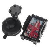 H70 Car Instrument Desk Silicone Holder Mount W C38 4 3 5 Back Clip For Gps Pda Cell Phone Terbaru