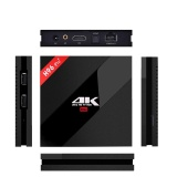 Jual H96 Pro Smart Android 7 1 Tv Box Amlogic S912 Octa Core 3G 32G Wifi Gigabit 1000Lan Bluetooth 4 1 Hdmi 4 K Media Player Tv Box Intl Lengkap