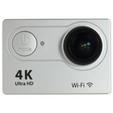 Spesifikasi H9R Action Camera Ultra Hd 4 K Wifi 2 Inch Lcd 170D 1080 P 12 Mp Remote Control Anti Goyang Waterproof Yi Gaya 4 K Aksi Olahraga Kamera Dash Camcorder Aksesoris Yicoe Putih Yg Baik