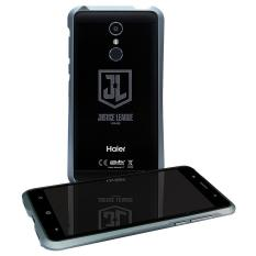 Haier Leisure L7 Justice League 3/32GB Fingerprint - Hitam