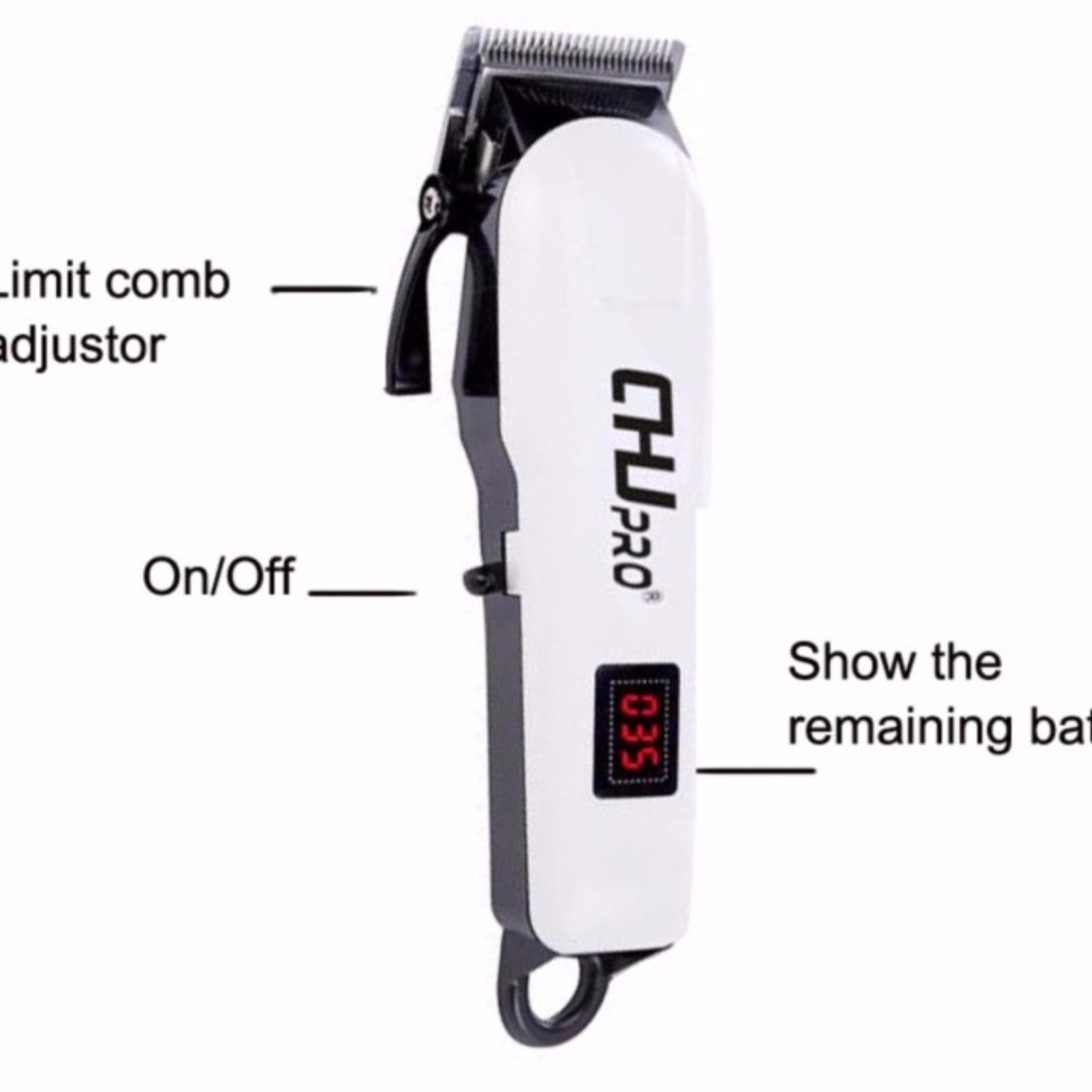 Jual Hair Clipper Superior Taper Rfcd Chj Pro 908 Mesin Cukur Rambut Cordless Satu Set