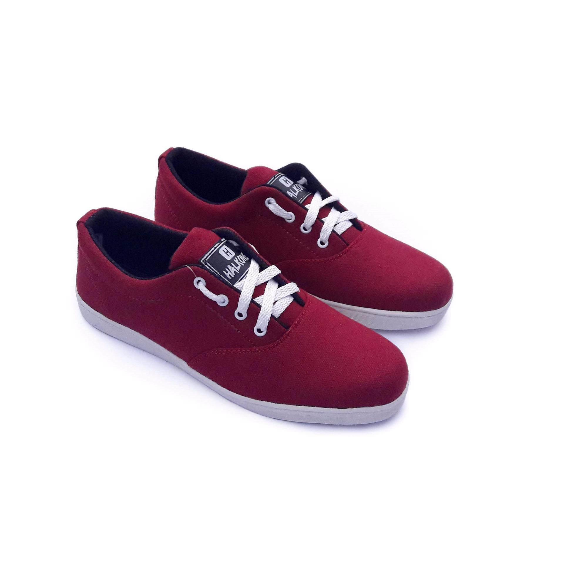 Spesifikasi Halkoneku Halkone Ws Sneaker Pria Paling Bagus