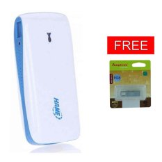 Harga Hame A2 Router Power Bank 5200 Mah Bonus Flashdisk 8Gb Dki Jakarta