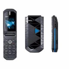 Obral Handphone Nokia 7070 Hitam Biru Murah