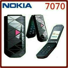 Handphone nokia 7070 PRISM Flip hp jadul keren