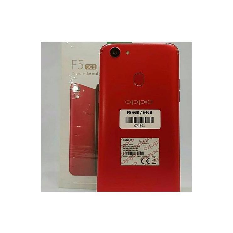 HANDPHONE OPPO F5 PLUS /RAM 6GB