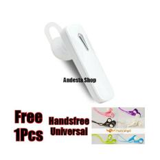 Handsfree Headset Samsung Bluetooth Wireless Free Handsfree Universal