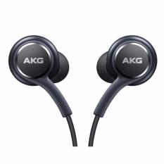 Beli Handsfree In Ear Earphone Jack 3 5Mm For Samsung Galaxy S8 By Akg Black Cicilan