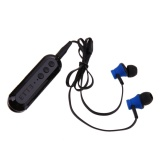 Obral Handsfree Tf Bluetooth 4 1 Receiver Wireless Headphone Klip Adaptor Biru Intl Murah