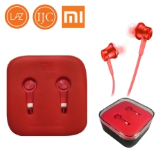 Xiaomi Headset Piston 3 Platinum Red - Handsfree Xiaomi Piston Headset Earphone Colorful Generation - Merah