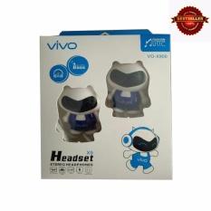 Handsfree Headset Bando Vivo X9 Vo X900 For Android Asli