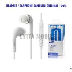 Harga Handsfree Headset Earphone Samsung Universal Hs330 Original 100 Jawa Timur