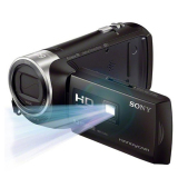 Harga Handycam Sony Hdr Pj410 Hd With Built In Projector 9 2 Mp Hitam Online