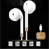 Review Hangfd Ep 12 Type C In Ear Earphone Headphone Headset Digital Audio Type C Auricular Plug Gold Earphones With Mic For Letv 2 2 Pro 2 Max P9 Type C Smart Phone Intl Oem Di Tiongkok