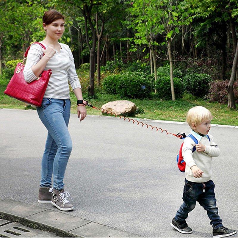 Diskon Haotom Kid Keeper Bayi Walkers Gulat Sabuk Bayi Wrist Safety Harnesses Untuk Anak Anak Pegangan Elastis Anti Hilang Sabuk Baru Year Gift Orange Tiongkok