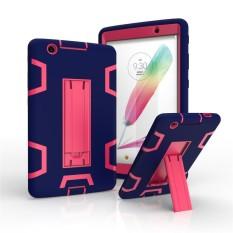 Happon Case untuk LG G PAD 3 8.0 V520/V521/v522/v525soft Silicone + PC Anti- Scratch Protective Case Tablet-Intl