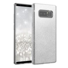 Happon Case untuk Samsung Galaksi Note 8 2017 SPARKLING Berkilau Gradient Telepon Kembali Case-Internasional