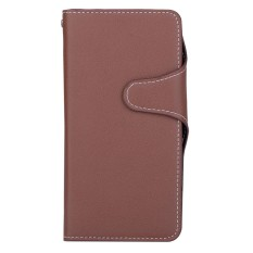 Happon Case untuk Sharp AQUOS 506SH/ZETA SH-04H Modis PU Kulit Telepon Case Lipat Folio Sarung-Internasional