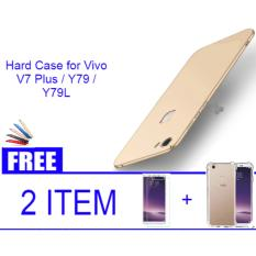 Hardcase GKK 360 For VIVO V7 Plus Full Cover Shockproof Casing Handphone Polikarbonat - Rose GoldIDR40000. Rp 42.000