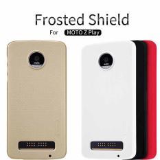 Hard Case Nillkin Motorola Moto Z Play (Free Anti Gores)
