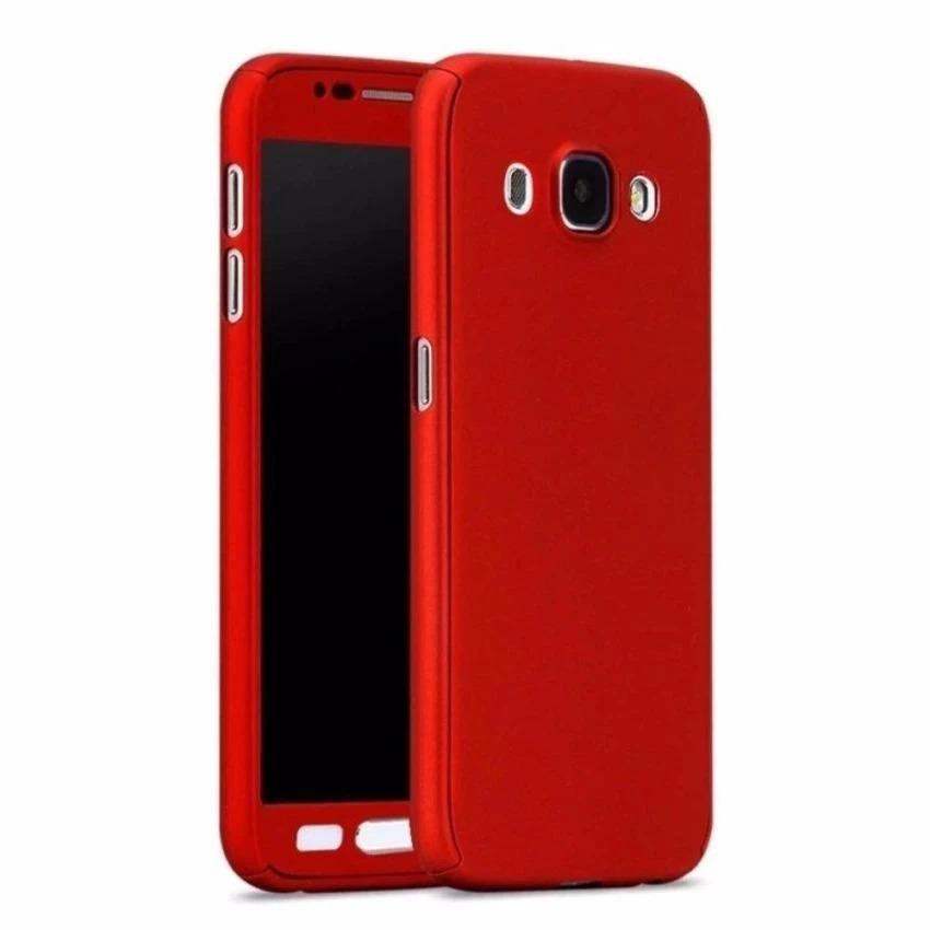 Hard Case Samsung Galaxy j2 Prime Hardcase 360 Case Full Protection Free tempered glass -- A _S