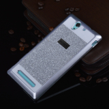Jual Hard Pc Back Case Untuk Sony Xperia C3 Perak Int L Online Tiongkok