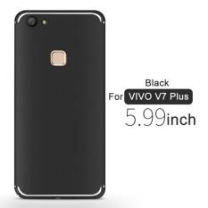 Rp 80.000. Hard PC Matte Ultra Thin Shockproof Backcover Phone Case Phone Cover For VIVO V7 Plus for vivo v7plus - intlIDR80000