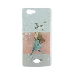 Hard Plastic Case untuk OPPO Neo 5 S A31 (Multicolor)-Intl.